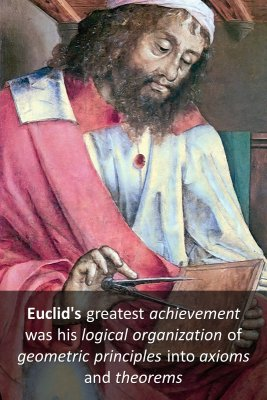 Euclid's contribution - back