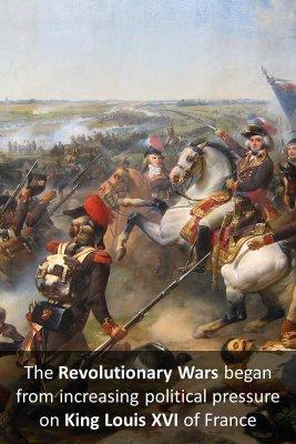 French Revolutionary Wars - back
