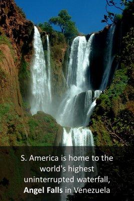 Waterfalls micro courses