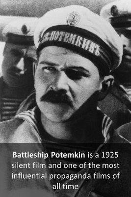 Battleship Potemkin micro courses