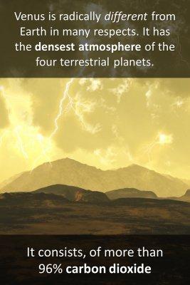 Venus vs Earth 1/3 - front