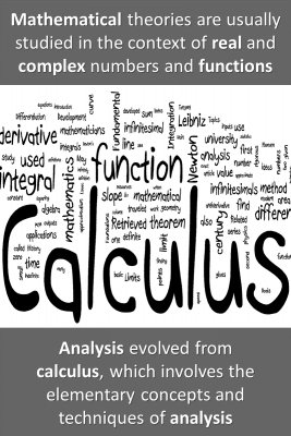 What is Mathematical Analysis - back