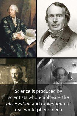 Science - back