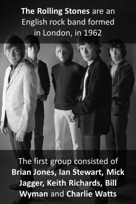 About Rolling Stones 1/2 micro-learning cards