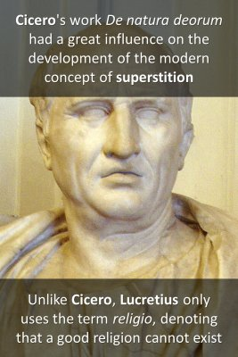 Cicero and superstition - back
