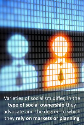 Varieties of Socialism - back