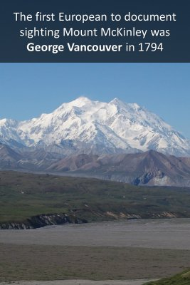 Mount McKinley - back