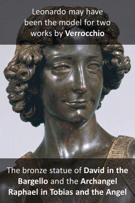 Leonardo and Verrocchio - back