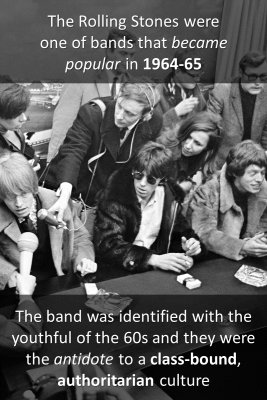 About Rolling Stones 2/2 bite sized information